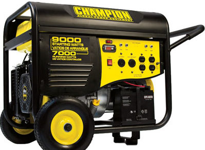 Champion Generators