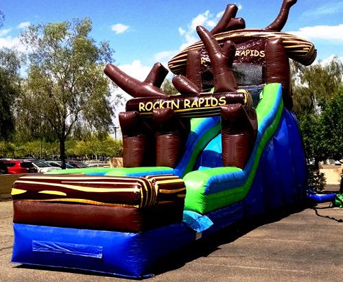 Rockin' Rapids Slide